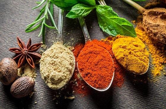 Germinal bio blog tutto sull 39 alimentazione biologica - Le spezie in cucina ...