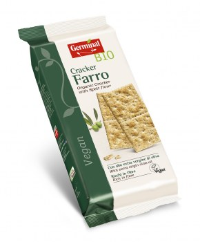 Image:  Cracker Vegan Farro