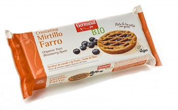 Image:  Crostatina Mirtillo Farro