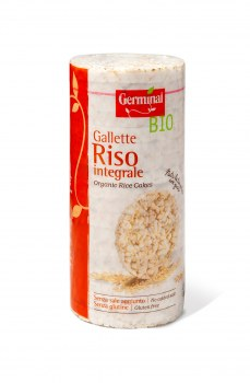 Image:  Gallette di riso integrale